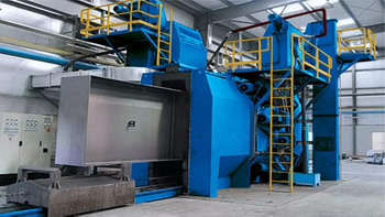Summary of common faults and treatment methods of shot blasting machine
